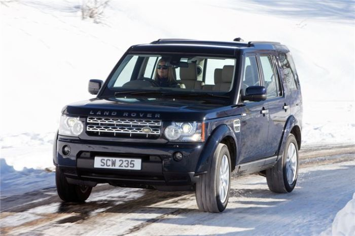 Land Rover Discovery 4 (5)