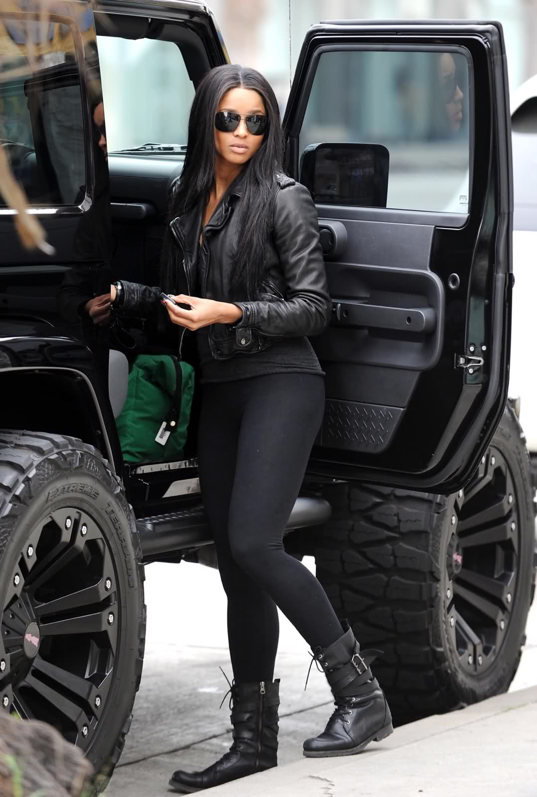 Jeep Wrangler Ciara Ridin Girls
