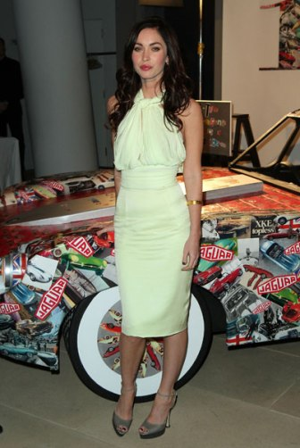 Megan Fox at Jaguar Event - 04