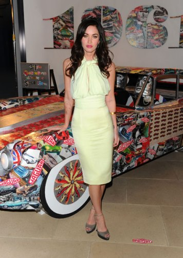 Megan Fox at Jaguar Event - 05