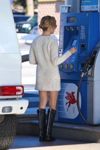 Ashley Tisdale in Short Dress