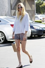WHITNEY PORT in Shorts