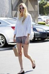 WHITNEY PORT in Shorts