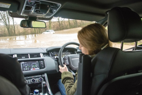 LandRover Driving Experience