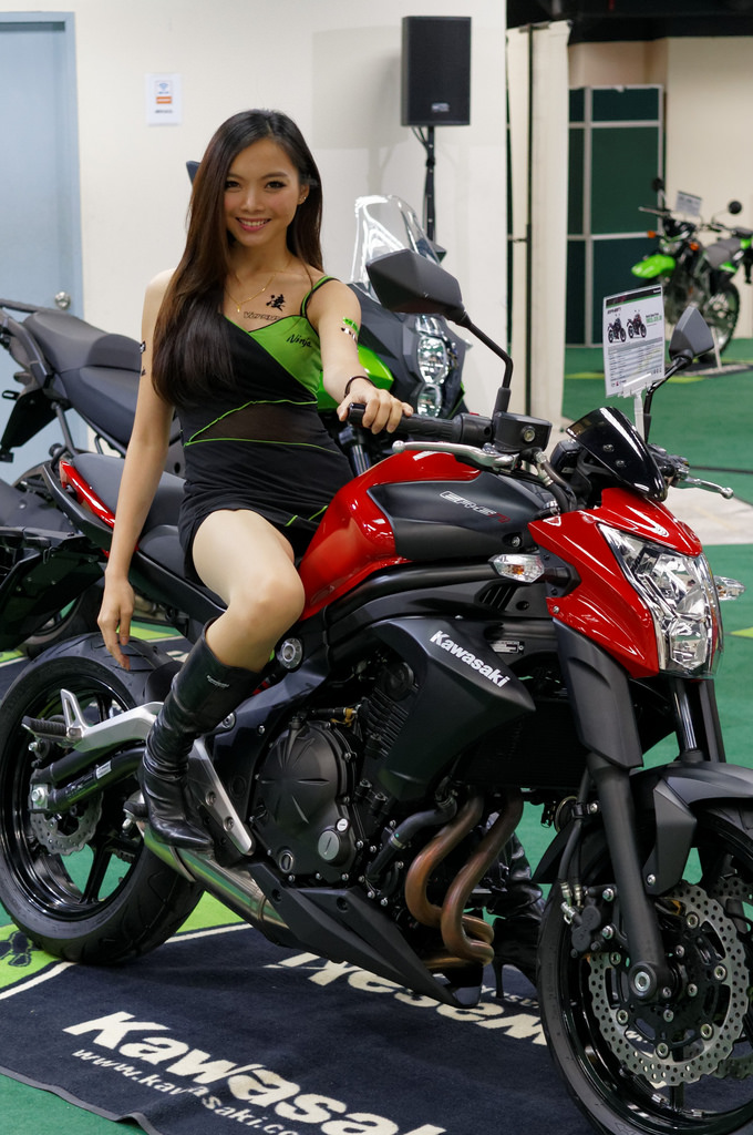 What Does Abs Stand For In A Car >> Kawasaki ER-6N | Ridingirls